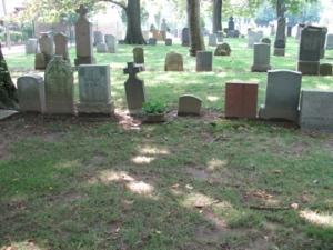 W. Haigney gravesite