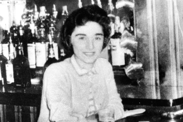 Kitty Genovese, the Queens bartender whose 1964 murder became a symbol of modern apathy and alienation. Photo: AP